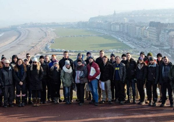 Battlefield tour Dieppe group | RMC Foundations